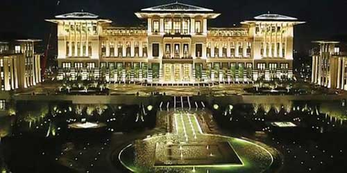 it has 1000 rooms and is officially the biggest house in the world with 31 million
